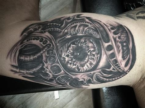 biomechanical tattoo techniques 75 best biomechanical tattoo designs meanings top of