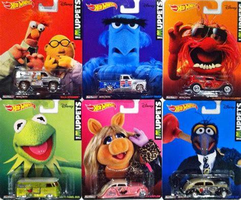 Hotwheels The Muppets muppet stuff more muppet wheels