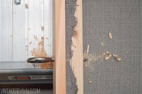 Lightweight Barn Doors How To Build A Lightweight Sliding Barn Door Vintage Revivals