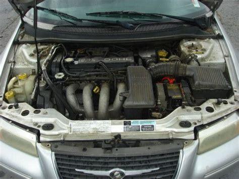 how does a cars engine work 2000 chrysler voyager free book repair manuals buy used 2000 chrysler cirrus lx sedan 4 door 2 4l needs engine work in atlanta georgia