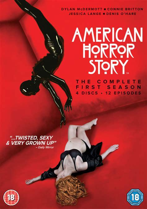 horror series 1 american horror story season 1 dvd zavvi