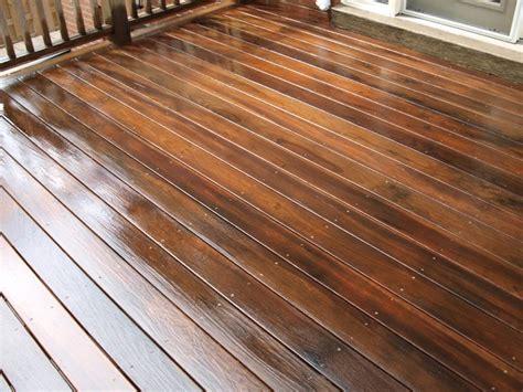 process  staining  deck  benjamin moores