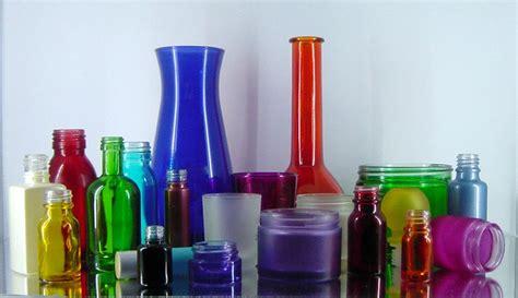 vasi cosmetici flaconi di vetro colorato flaconi colorati per oli
