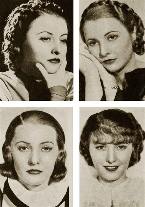 1930s fashion women s dress and hairstyles glamourdaze 1934 clothing styles for women hollywood beauty school