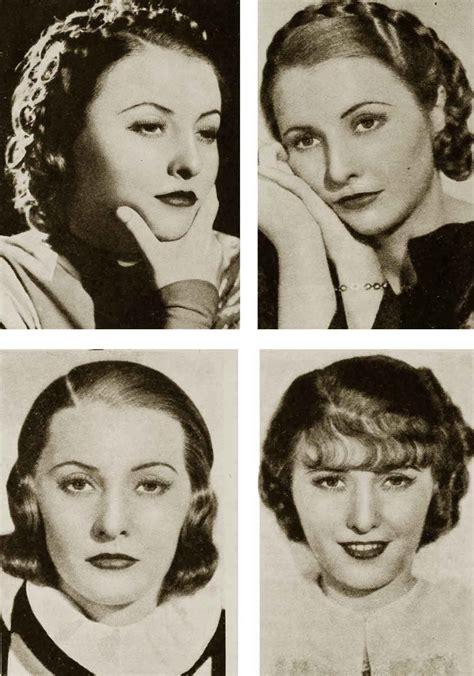 Hollywood Beauty School ? Christmas 1934   Glamourdaze