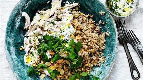 Celery Extract By Sea Quill fragrant poached chicken spiced rice the rockpool files
