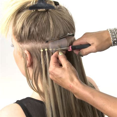 how do beaded extensions last hair extensions toronto specialized salon since 2006