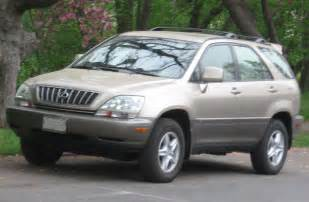 How Much Is Lexus Rx300 File Lexus Rx300 Jpg Wikimedia Commons