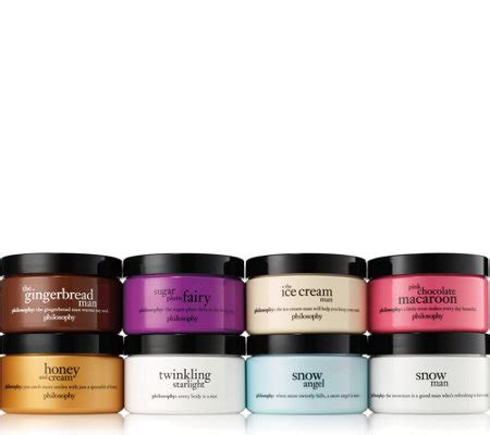 Philosophy The Ultimate Diet Gift Set by Philosophy 8 Ultimate Glazed Souffle Set Page