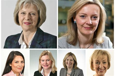 prime minister theresa may s new cabinet diversity uk