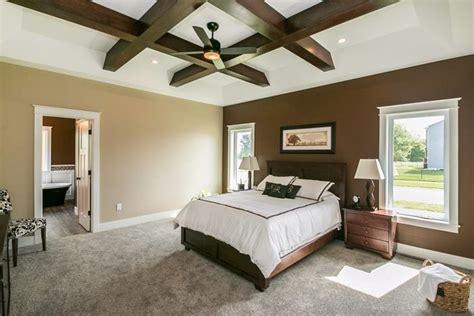 master bedroom plush carpet   speckled color design