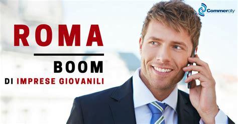 commercio di commercio boom di imprese giovanili a roma commercity