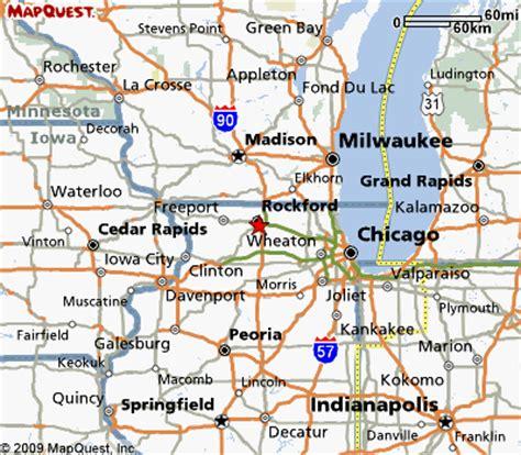 Records Rockford Il Rockford Illinois Map My