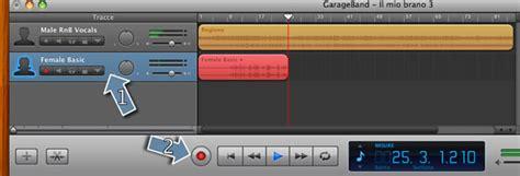 Garageband Tuner Garageband Funzione Di Auto Tuning Crearemusica