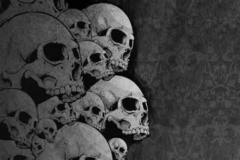 imagenes de calaveras asesinas wallpapers de calaveras y viros im 225 genes taringa