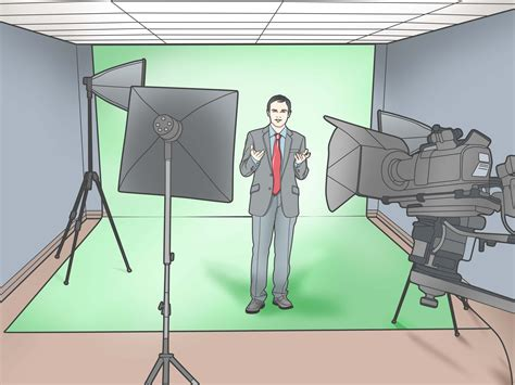 How to Set Up a Green Screening Studio: 10 Steps (with Pictures)