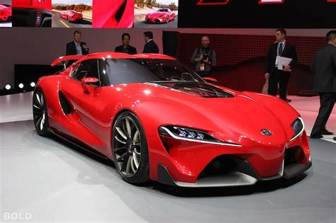 Supra New Model by Toyota Ft 1 Concept Is A New Supra In Disguise