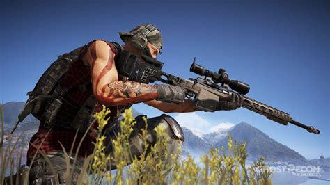 Kaset Ps4 Tom Clancy S Ghost Recon Wildlands im 225 genes de ghost recon wildlands para ps4 3djuegos