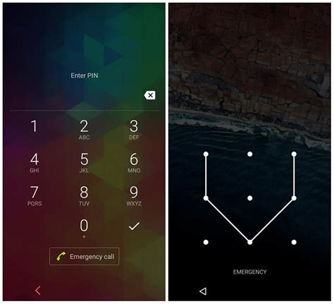 android pattern vs pin 9 things every android owner should try right now androidpit