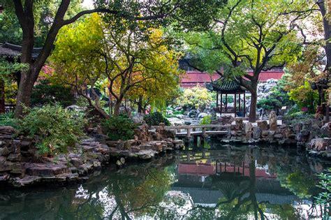 Shanghai Gardens by Yu Garden Park In Shanghai Thousand Wonders