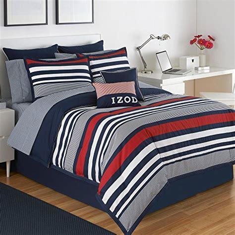 izod comforter izod varsity stripe comforter set webnuggetz com