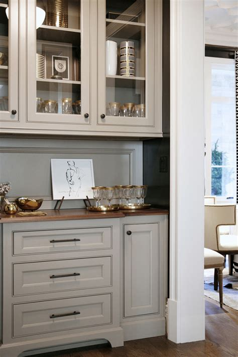 pantry counter warm white kitchen design gray butler s pantry home
