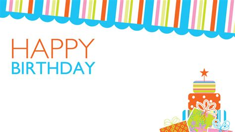 free happy birthday templates free happy birthday poster clipart best