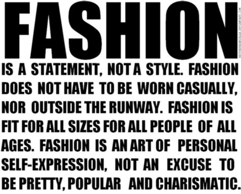 fashion design quotes tumblr for fashion freaks famous fashion quotes
