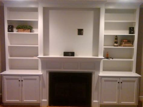 gas fireplace with built in cabinets best 25 entertainment center with fireplace ideas on