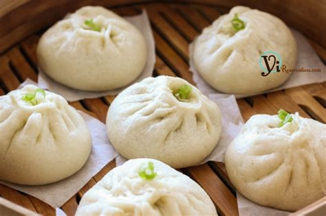 how to make a chinese bun out of yarn chinese steamed meat buns baozi 包子 yi reservation