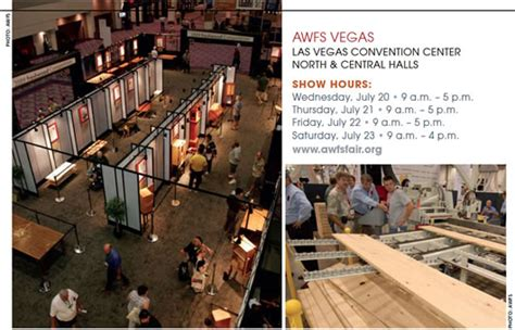 woodworking show las vegas awfs fair las vegas new this year education