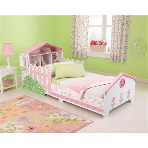 dollhouse toddler bed buy kidkraft dollhouse toddler bed from our toddler beds