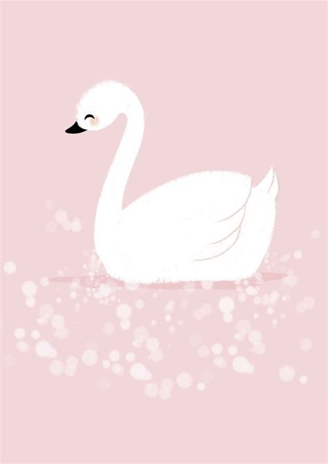 Swan Pink 7 3818 best images about embrodiery applique on folk embroidery and