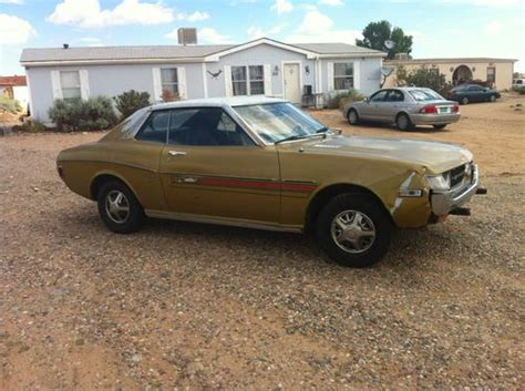 Toyota Celica 75 Purchase Used 1973 Toyota Celica Runs And Drives Great