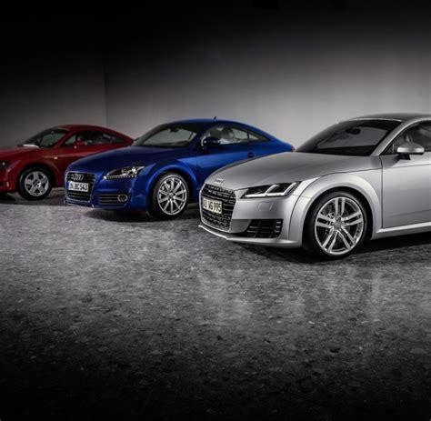 Wo Wird Der Audi Tt Gebaut by Neuer Audi Tt Im Test Revolution Im Cockpit Welt