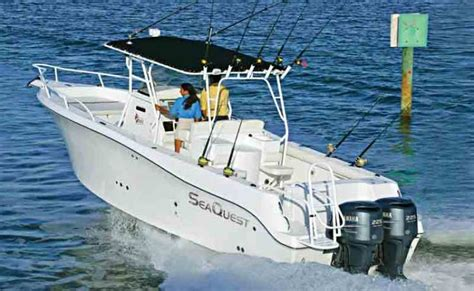 seaquest boats research pro sport boats seaquest 3000 sport cuddy express