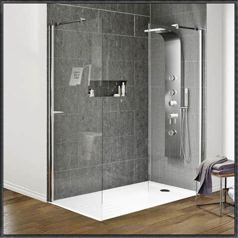 moderne begehbare duschen home interior referenz - Moderne Dusche