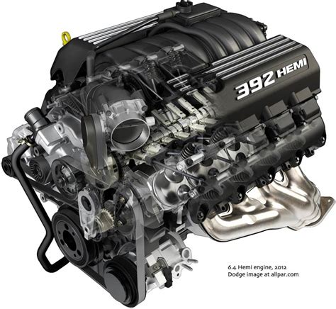 392 Hemi Crate Engine by Srt V8 Engines 6 1 And 6 4 392 V8s Supercharged 6 2 Hemi
