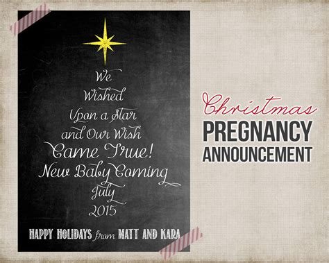 pregnancy announcement template free pregnancy announcement printable card sign