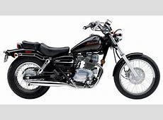 2006 Honda Rebel | motorcycle review @ Top Speed Kawasaki 250 Ccm Enduro