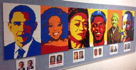 Lego Star Wars Wall Murals how to organize a lego mural dryden art