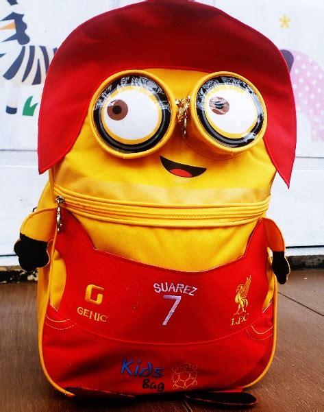 Tas Merah Kuning toko bunda jualan tas toko bunda