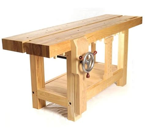 benchcrafted split top roubo bench makers package