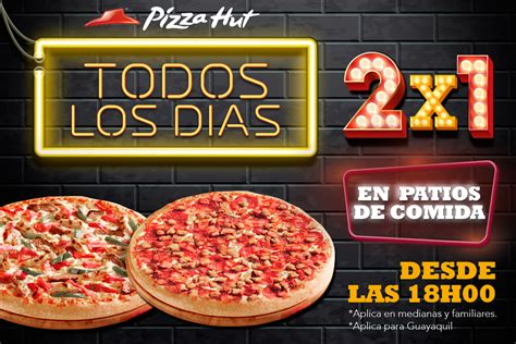 domino pizza quito pizza hut ecuador promociones en pizzahut quot pizza del dia