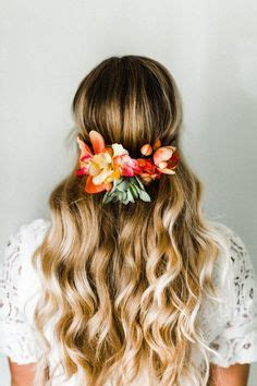 Forest Colorful Flower Crown 251 best wedding images in 2019 bridal hair