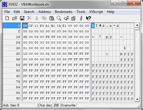remove vba project password hex editor geeks academy