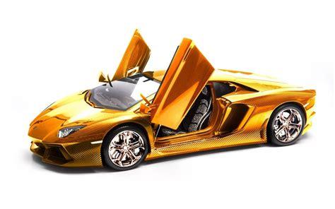 Gold Plated Lamborghini Aventador Gold Plated Lamborghini Aventador Lp 770 4 2014