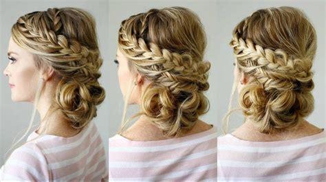wedding updo braid soft braided updo missy sue youtube braided bridal updo tutorial american salon youtube