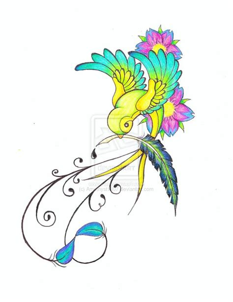 bird of paradise flower tattoo designs 73 best images about on fox