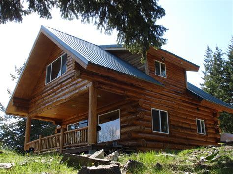 sescilla log home montana specialty log construction